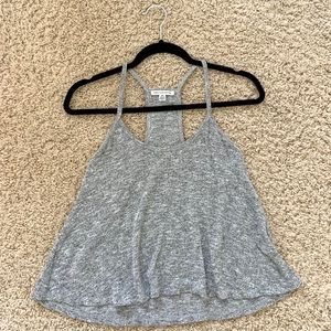 AMERICAN EAGLE Loose Fitting Knit Tank Top